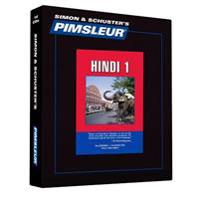 Hindi: Learn to Speak and Understand Hindi with Pimsleur Language Programs