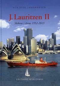 J. Lauritzen-Skibene i årene 1952-2013