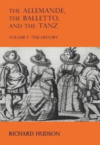 The Allemande and the Tanz 2 Volume Paperback Set