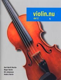 Violin.nu 2 inkl CD - Karl-Bertil Norlén, Roger Norén, KG Johansson, Anders Norén pdf epub