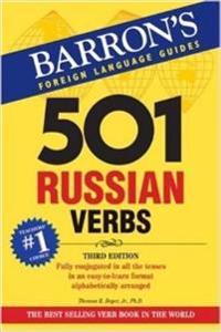 501 Russian Verbs
