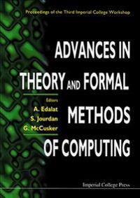 Advances in Theory and Formal Methods of Computing