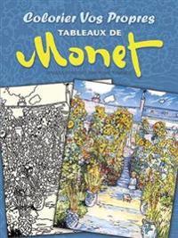 Colorier Vos Propres Tableaux De Monet