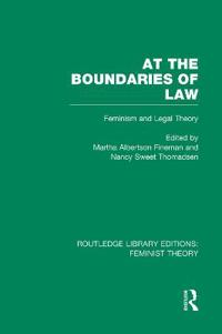 At the Boundaries of Law
