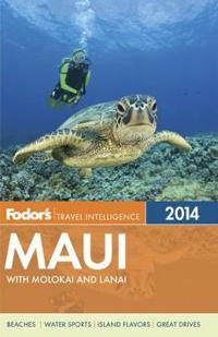 Fodor's 2014 Maui