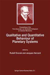 Qualitative and Quantitative Behaviour of Planetary Systems