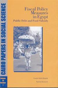 Fiscal Policy Measures in Egypt