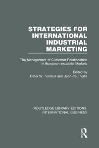 Strategies for International Industrial Marketing