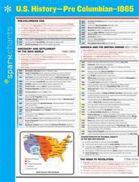 U.S. History Pre-Columbian-1865 Sparkcharts