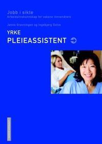 Yrke: pleieassistent