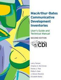 Macarthur-Bates Communicative Development Inventories