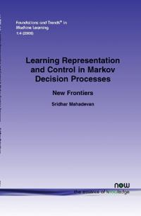 Learning Representation and Control in Markov Decision Processes