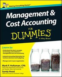 Management and Cost Accounting For Dummies, UK Edition