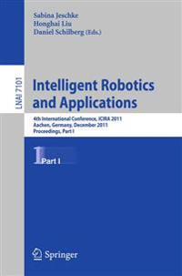 Intelligent Robotics and Applications