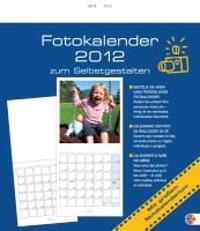 Fotokalender zum Selbstgestalten 2012 groß