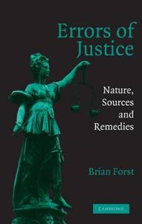 Errors of Justice