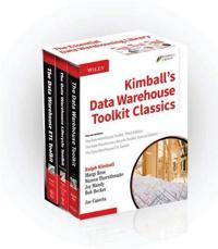 Kimball's Data Warehouse Toolkit Classics: 3 Volume Set