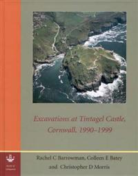 Excavations at Tintagel Castle, Cornwall, 1990-1999