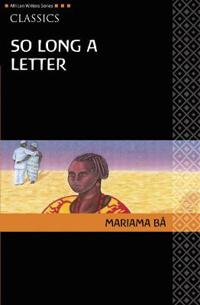 So Long a Letter