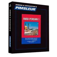Pimsleur Farsi Persian Level 1 CD: Learn to Speak and Understand Farsi Persian with Pimsleur Language Programs