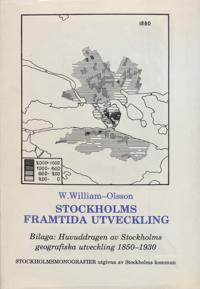 Stockholms framtida utveckling