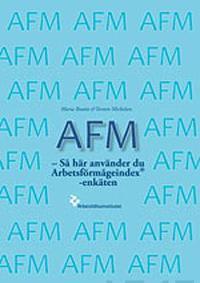 AFM - Så här använder du Arbetsförmågeindex -enkäten