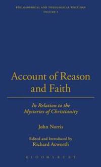 An Account of Reason And Faith