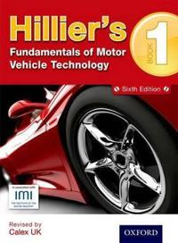 Hillier's Funkvinnortals of Motor Vehicle Technology Book 1 - V. A. W. Hillier  Calex Ltd - pocket (9781408515181)     Bokhandel