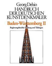 Dehio - Handbuch der deutschen Kunstdenkmaler / Baden-Wurttemberg Bd. 2