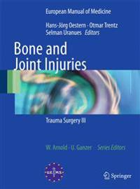 Bone and Joint Injuries