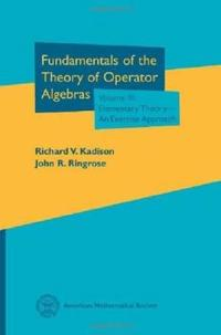 Fundamentals of the Theory of Operator Algebras, Volume III