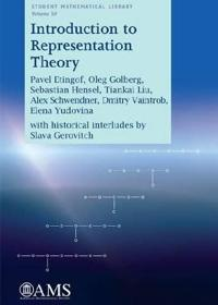 Introduction to Representation Theory