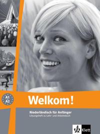 Welkom! Niederländisch für Anfänger. Lösungsheft