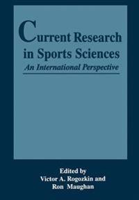 Current Research in Sports Sciences