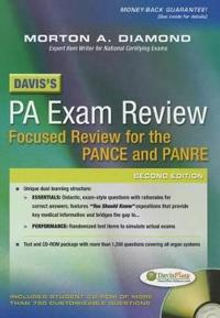 Davis's PA Exam Review: Focused Review for the PANCE and PANRE [With CDROM]