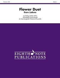 Flower Duet (from Lakme): Score & Parts