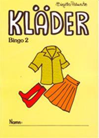 Kläder Bingo 2