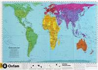 The Peters Projection World Map