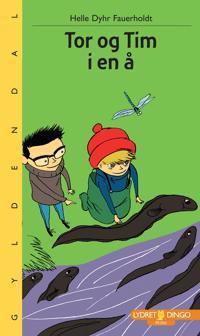 Tor og Tim i en å
