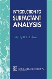 Introduction to Surfactant Analysis