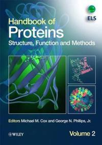 Handbook of Proteins, 2 Volume Set: Structure, Function and Methods