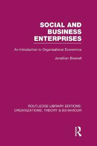 Social and Business Enterprises