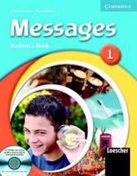 Messages Level 1 Student's Multimedia Pack Italian Edition