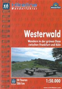 Westerwald Wanderfuhrer