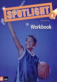 Spotlight 4 workbook