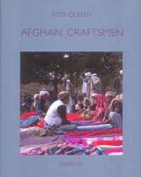 Afghan craftsmen