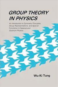 Group Theory in Physics