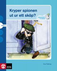 Läshoppet Nivå 3 - Flikböcker, 4 titlar
