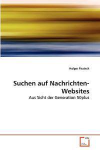 Suchen Auf Nachrichten-Websites
