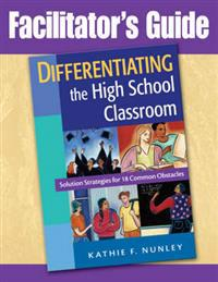 Differentiating the High School Classroom